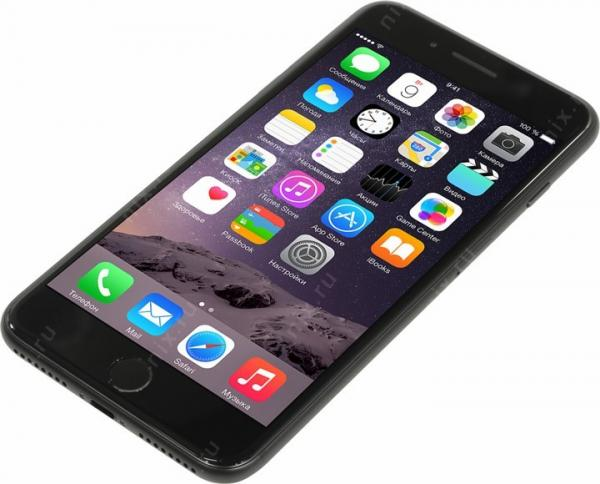 Смартфон Apple iPhone 7 Plus 32GB Black (MNQM2RU/A)