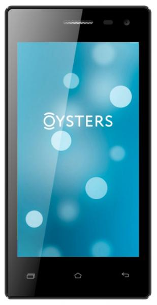 Смартфон Oysters Atlantic 454 Black