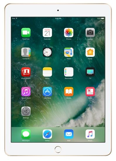 Apple iPad 32Gb Wi-Fi + Cellular серый (MP1J2RU/A)