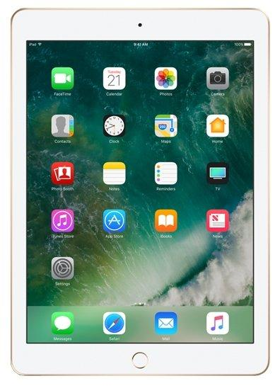 Apple iPad Wi-Fi + Cellular 32GB - Silver (MP1L2RU/A)